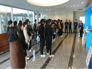 【工場・現場見学】株式会社ユピテル鹿児島 (2018/2/14)