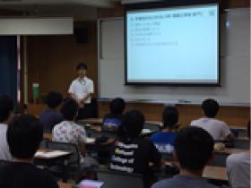 【特別講義】株式会社ソフト流通センター(2018/8/8)