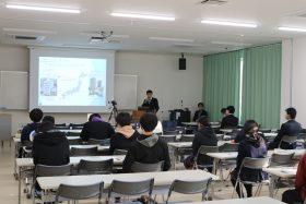 地域企業特別講義(1年生対象) (2)
