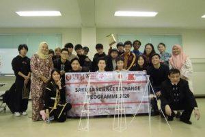 マレーシア工科大学の学生がやってきました3