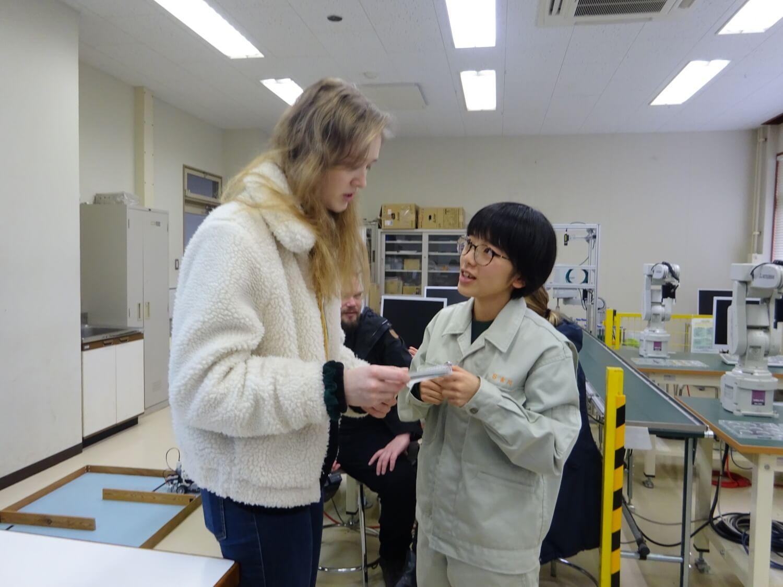 Partnership Exchange Program NTI to Kagoshima KOSEN