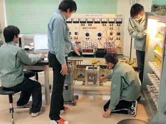 同期電動機の実験